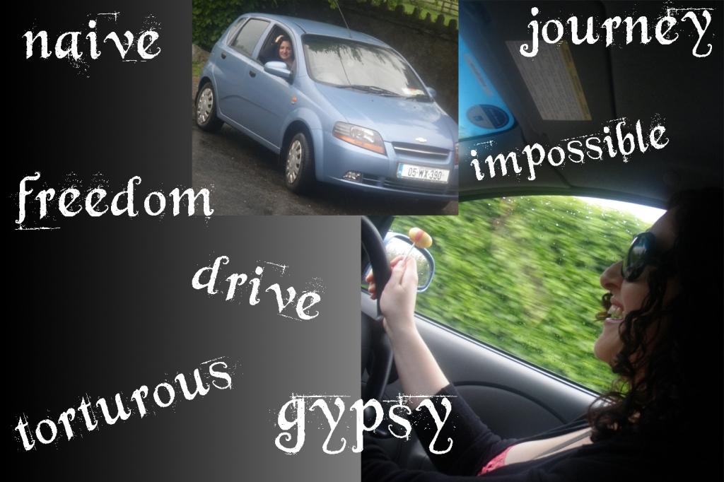 naive freedom drive torturous gypsy impossible journey